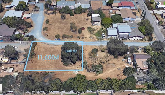 0000 Palm Ave #82 #82, Chula Vista, CA 91911 (#180024184) :: Ascent Real Estate, Inc.