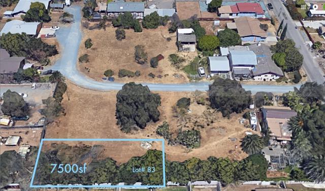 0000 Palm Ave #83 #83, Chula Vista, CA 91911 (#180024186) :: KRC Realty Services