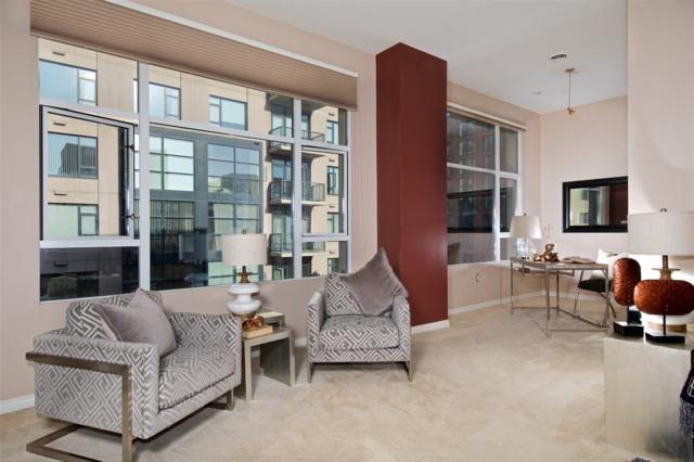 530 K Street #610, San Diego, CA 92101 (#180024519) :: Heller The Home Seller