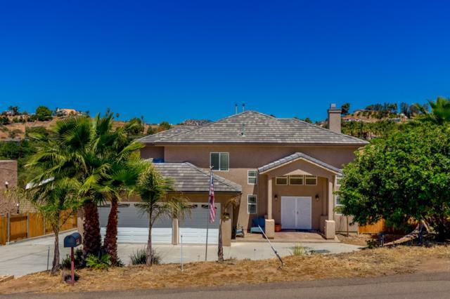 15018 Oak Creek Road, El Cajon, CA 92021 (#180024572) :: Heller The Home Seller