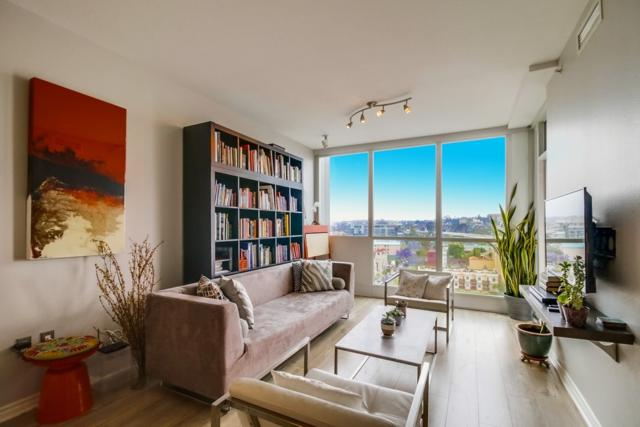 300 W Beech St #1004, San Diego, CA 92101 (#180024827) :: Welcome to San Diego Real Estate