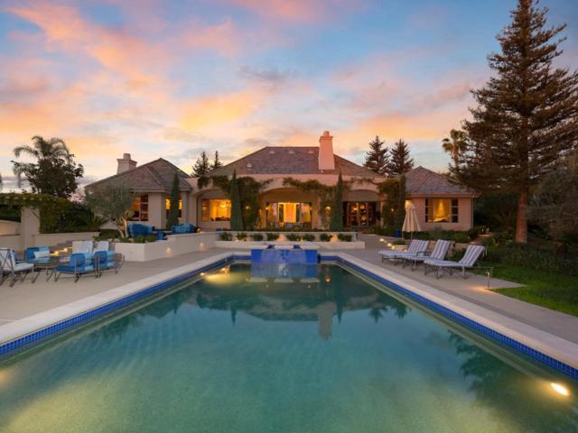 6311 Calle Del Alcazar, Rancho Santa Fe, CA 92067 (#180024936) :: Neuman & Neuman Real Estate Inc.