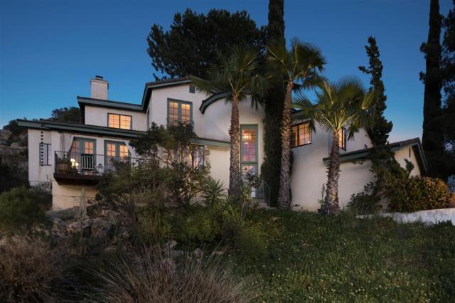 16513 Wikiup, Ramona, CA 92065 (#180024965) :: Ascent Real Estate, Inc.