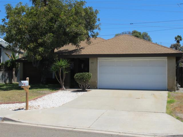 281 Rodney Ave., Encinitas, CA 92024 (#180025093) :: The Houston Team   Coastal Premier Properties
