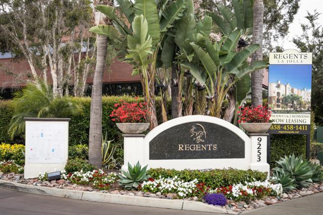 9253 Regents Rd A401, La Jolla, CA 92037 (#180025365) :: Heller The Home Seller