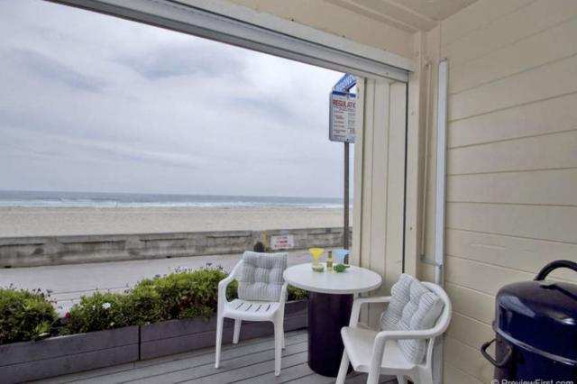 3755 Ocean Front #5, San Diego, CA 92109 (#180025413) :: Whissel Realty