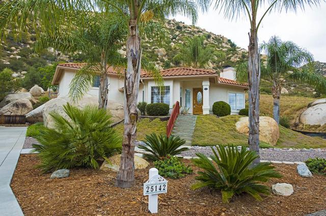 25142 Kerri Lane, Ramona, CA 92065 (#180025496) :: Heller The Home Seller