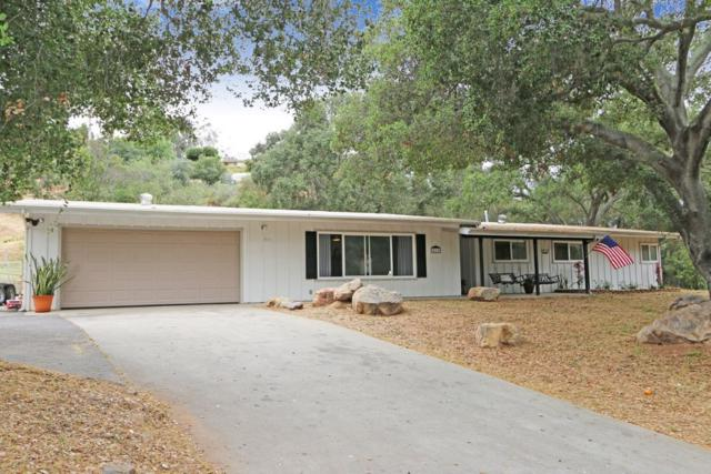 819 Stone Post, Fallbrook, CA 92028 (#180025499) :: The Yarbrough Group