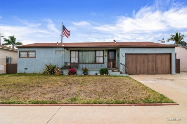115 N Lanoitan Ave, National City, CA 91950 (#180025606) :: Whissel Realty