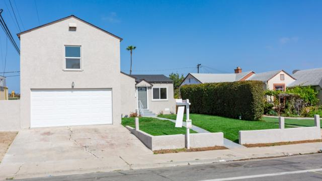 1635 49th, San Diego, CA 92102 (#180025611) :: Neuman & Neuman Real Estate Inc.