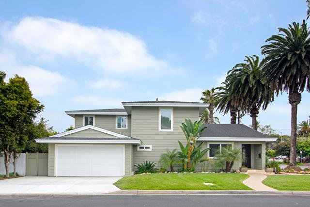 803 Temple Street, Point Loma, CA 92106 (#180025770) :: Neuman & Neuman Real Estate Inc.