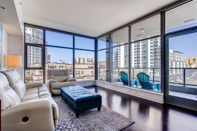 1441 9th Ave. #711, San Diego, CA 92101 (#180025780) :: The Houston Team | Coastal Premier Properties