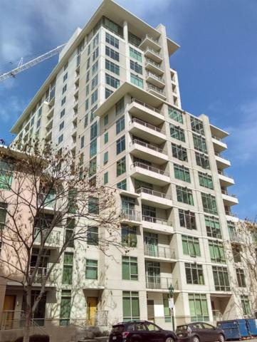 425 W Beech St #1105, San Diego, CA 92101 (#180025882) :: The Yarbrough Group