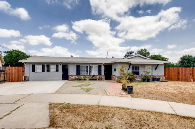 1215 Stoneridge Dr., Spring Valley, CA 91977 (#180026004) :: Whissel Realty