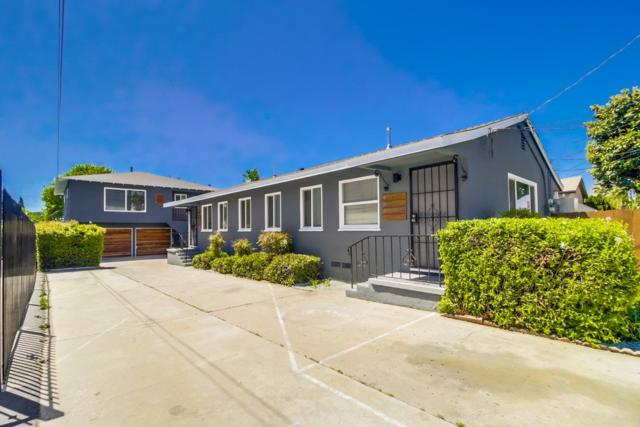 4830-4834 70th, San Diego, CA 92115 (#180026005) :: The Yarbrough Group