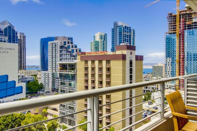 425 W Beech St #1202, San Diego, CA 92101 (#180026133) :: The Yarbrough Group