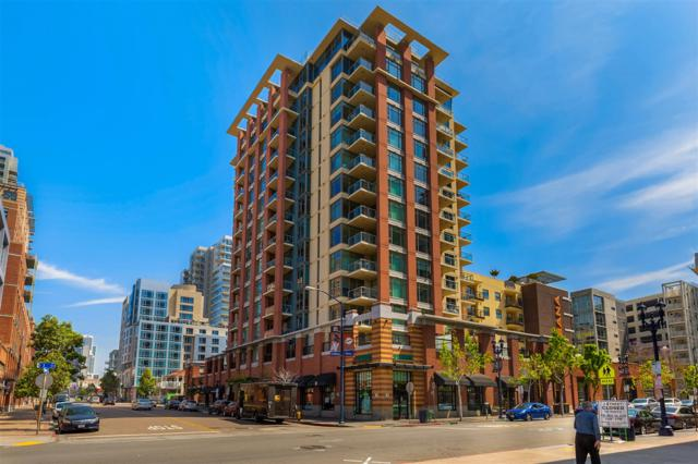 427 9Th Ave #208, San Diego, CA 92101 (#180026235) :: Kim Meeker Realty Group