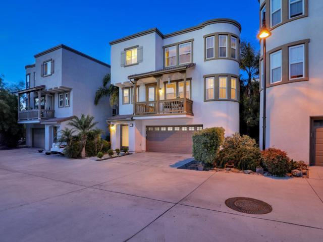 3157 Harbor Ridge Ln, San Diego, CA 92103 (#180026241) :: Neuman & Neuman Real Estate Inc.