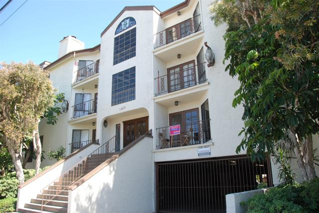 1263 Robinson Ave #18, San Diego, CA 92103 (#180026245) :: Welcome to San Diego Real Estate