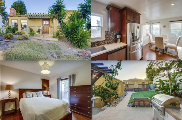 1819 Edgemont, San Diego, CA 92102 (#180026291) :: Neuman & Neuman Real Estate Inc.