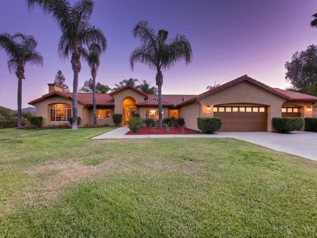 12627 Lonesome Oak Way, Valley Center, CA 92082 (#180026432) :: Ascent Real Estate, Inc.