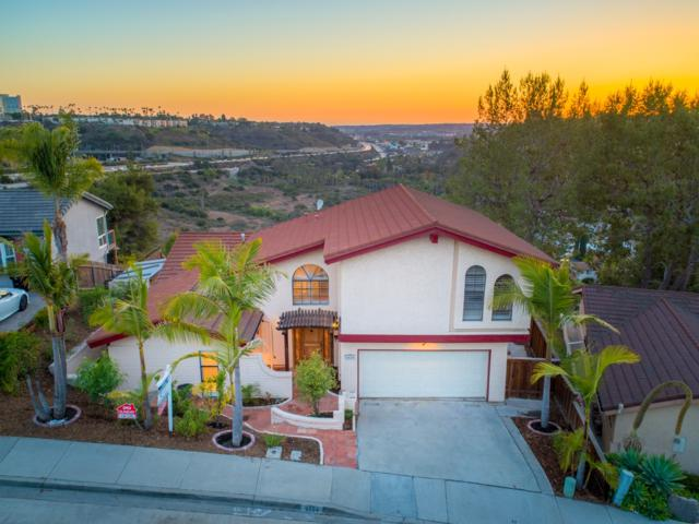 5624 Mill Peak Rd, San Diego, CA 92120 (#180026450) :: Neuman & Neuman Real Estate Inc.