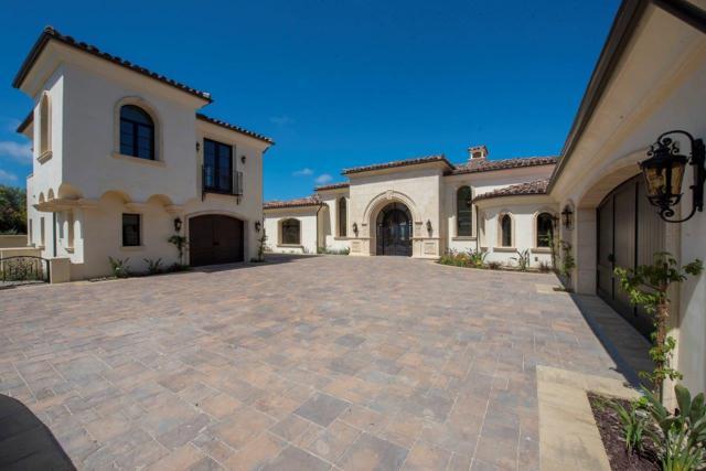 18386 Via Ambiente, Rancho Santa Fe, CA 92067 (#180026582) :: Ascent Real Estate, Inc.