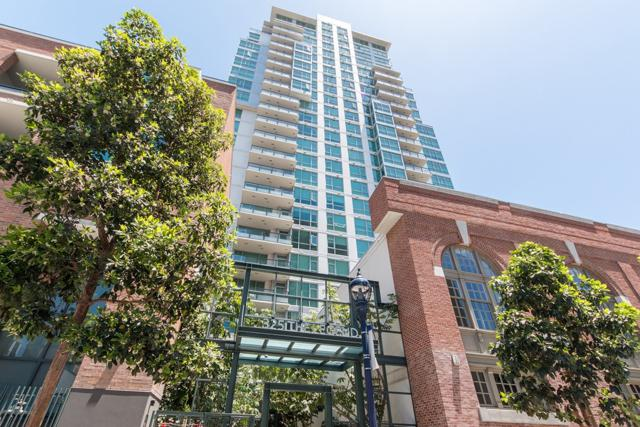 325 7th Ave #1006, San Diego, CA 92101 (#180026749) :: Whissel Realty