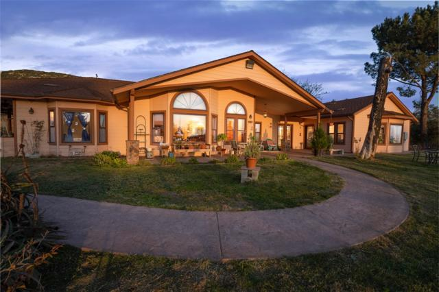 1261 Goose Valley Ln, Ramona, CA 92065 (#180026752) :: The Yarbrough Group
