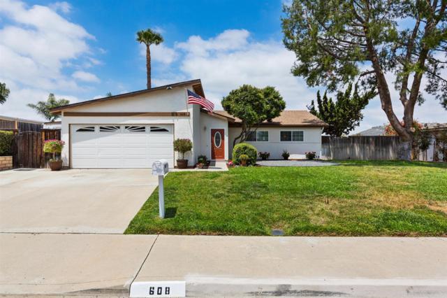 608 Tam O Shanter Dr, San Marcos, CA 92069 (#180026830) :: Heller The Home Seller