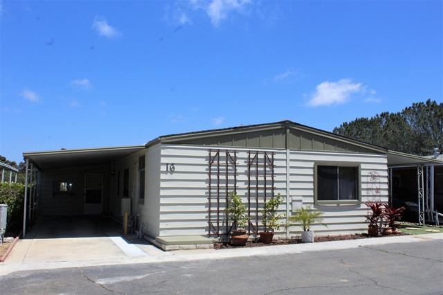 350 N El Camino Real #16, Encinitas, CA 92024 (#180026971) :: The Houston Team | Coastal Premier Properties