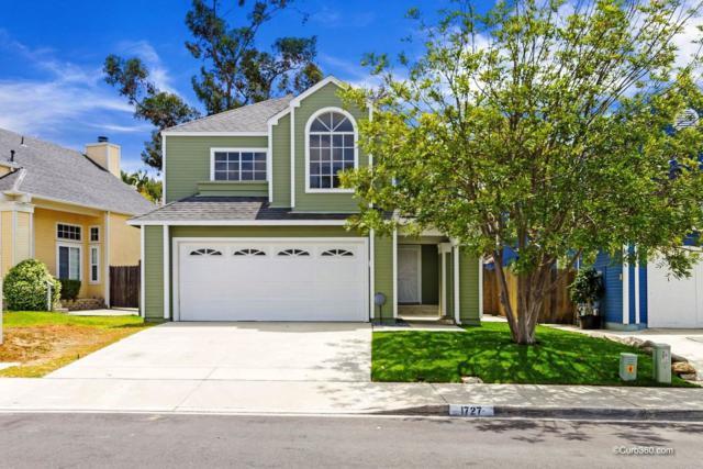 1727 Avenida De Suenos, Oceanside, CA 92056 (#180026997) :: Heller The Home Seller