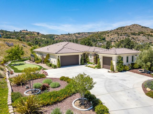 2829 Mesa Grove Road, Fallbrook, CA 92028 (#180027058) :: Heller The Home Seller