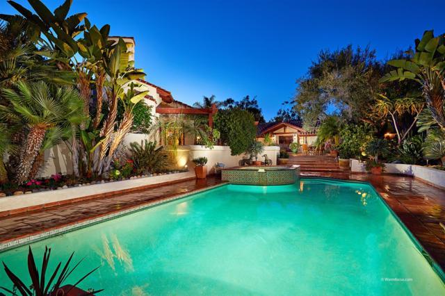 16204 Los Arboles, Rancho Santa Fe, CA 92067 (#180027128) :: The Yarbrough Group
