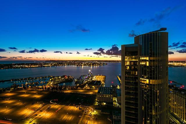 700 W E St #3801, San Diego, CA 92101 (#180027131) :: The Houston Team | Coastal Premier Properties