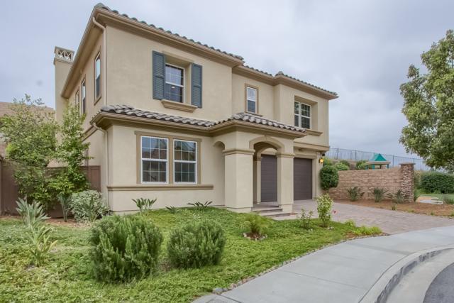 801 Via La Venta, San Marcos, CA 92069 (#180027186) :: Hometown Realty