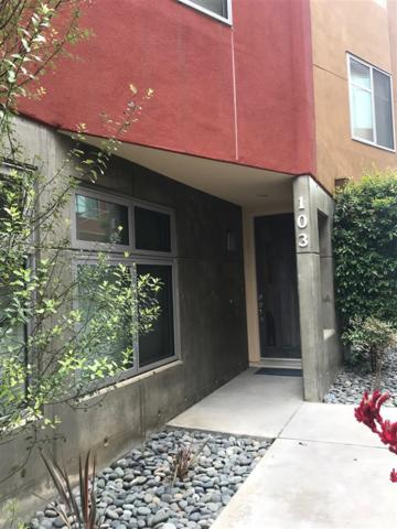 451 South Cleveland Street #103, Oceanside, CA 92054 (#180027195) :: Hometown Realty