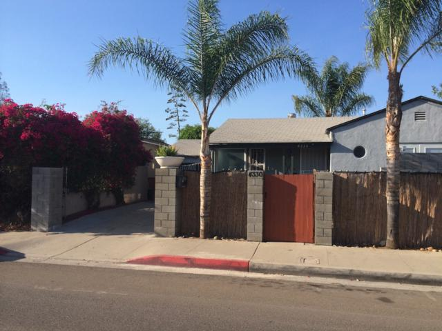4330 Meade Ave Lot 38, San Diego, CA 92116 (#180027199) :: Heller The Home Seller