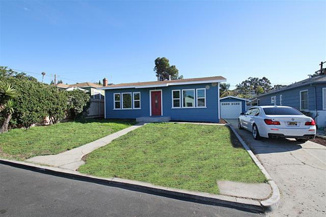 7269 Vassar Ave, La Mesa, CA 91942 (#180027228) :: Neuman & Neuman Real Estate Inc.