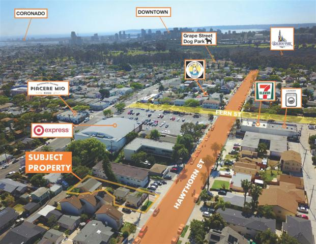 3071 Hawthorn Street, San Diego, CA 92104 (#180027258) :: Whissel Realty
