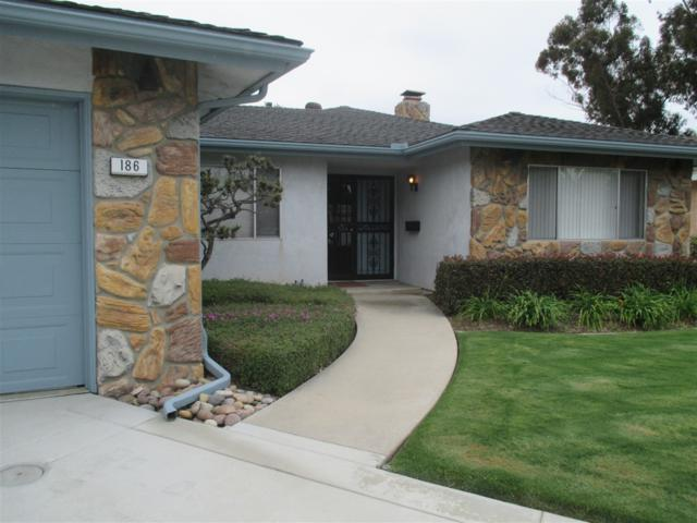 186 San Miguel Court, Chula Vista, CA 91911 (#180027259) :: Neuman & Neuman Real Estate Inc.