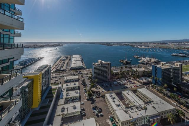 1199 Pacific Hwy #3202, San Diego, CA 92101 (#180027294) :: Welcome to San Diego Real Estate