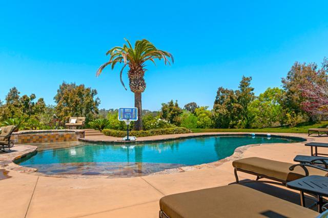 17555 Ranchito Del Rio, Rancho Santa Fe, CA 92067 (#180027332) :: The Yarbrough Group