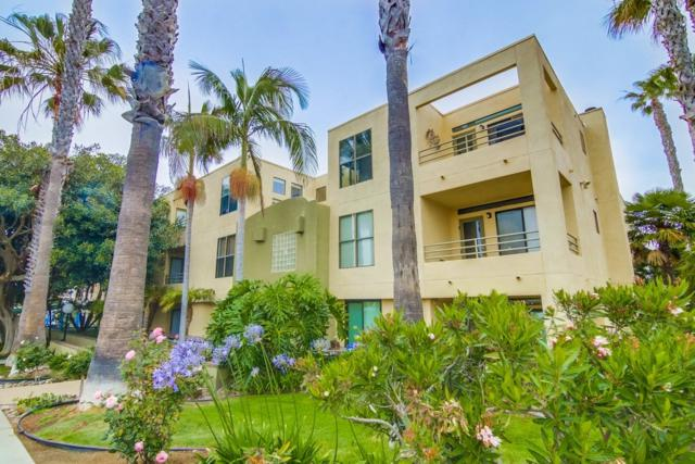 4402 Mentone St #303, San Diego, CA 92107 (#180027354) :: The Yarbrough Group