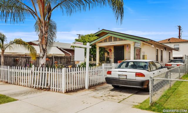 4382 40th (-84), San Diego, CA 92105 (#180027436) :: Heller The Home Seller