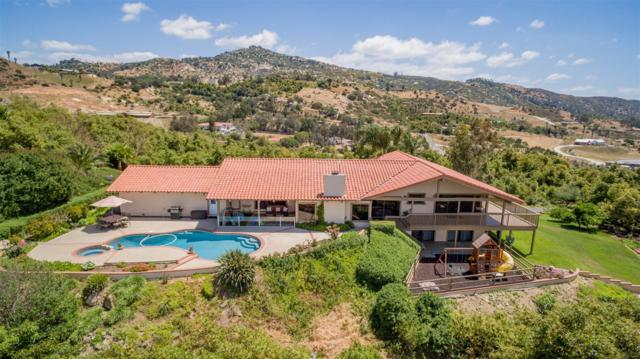 15534 Highland Valley Rd, Escondido, CA 92025 (#180027513) :: Coldwell Banker Residential Brokerage