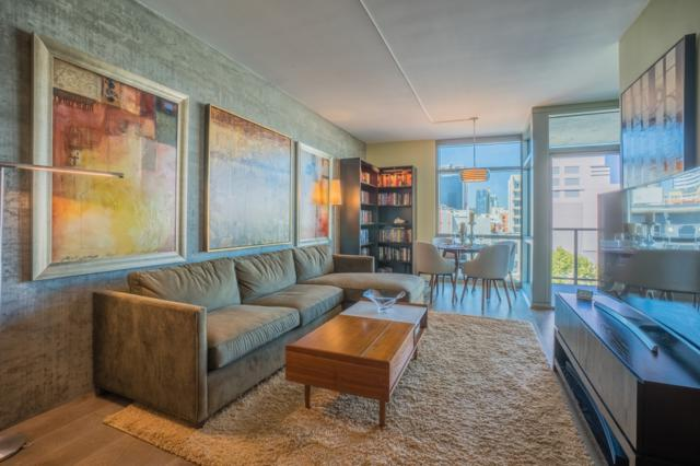 800 The Mark Ln #502, San Diego, CA 92101 (#180027536) :: Welcome to San Diego Real Estate