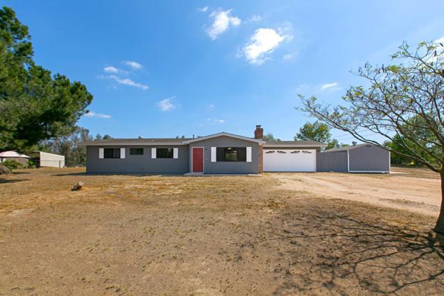 309 Haley St, Ramona, CA 92065 (#180027645) :: The Houston Team   Coastal Premier Properties