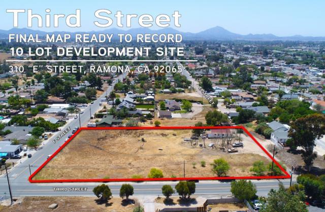 310 E Street #000, Ramona, CA 92065 (#180027836) :: The Houston Team   Coastal Premier Properties