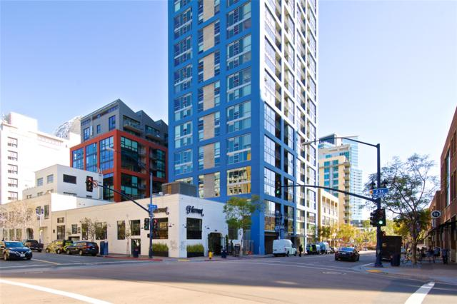 350 11th Ave #327, San Diego, CA 92101 (#180027962) :: The Houston Team | Coastal Premier Properties